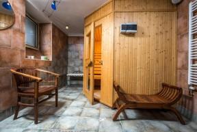 Dobijte si baterky v naší hotelové sauně.
