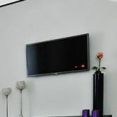 Satelitní – plochá TV